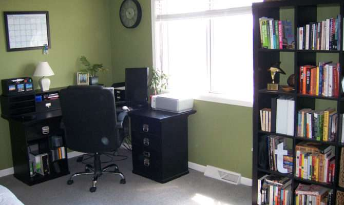 Bedroom Office Decorating Ideas Example Yvotube