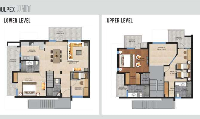 Bedroom Penthouse Apartment Residential Property
