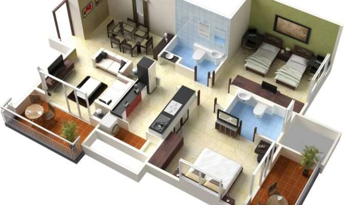 Bedroom Position Home Design Plans All