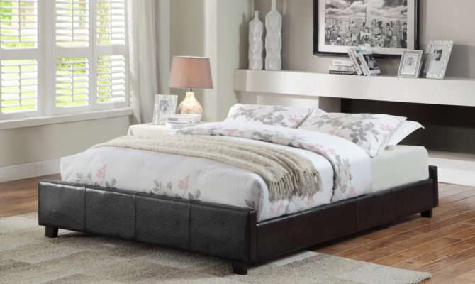 Bedroom Stylish Bed Pre Tend Curious