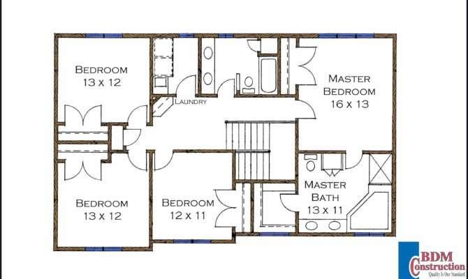 Bedroom Walk Closet Floor Plan