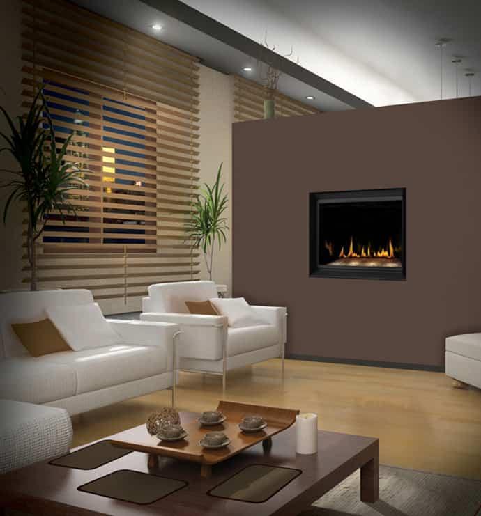 Bedrooms Fireplaces Make Winter Lovely Season