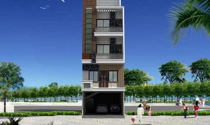 Bedrooms Independent Floor Design Apnaghar