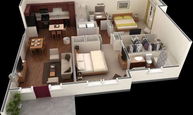 Bedrooms Spacious Especially Master Bedroom Which Showcases