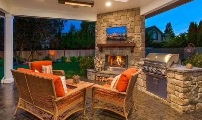 Bedste Inden Outdoor Living Rooms
