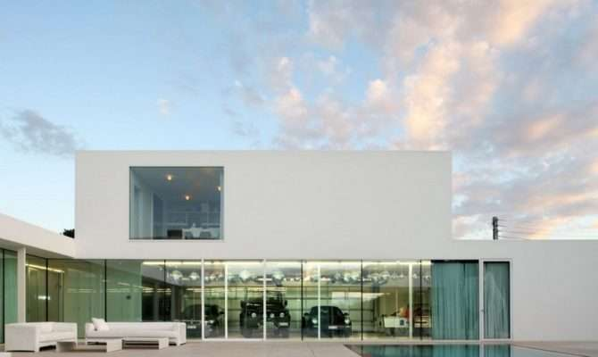 Beel Achtergael Architecten Garage Custom Garages Ideas