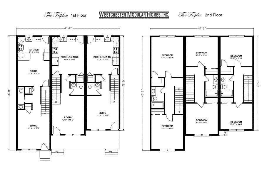Benjamin Custom Modular Homes Floor Plans