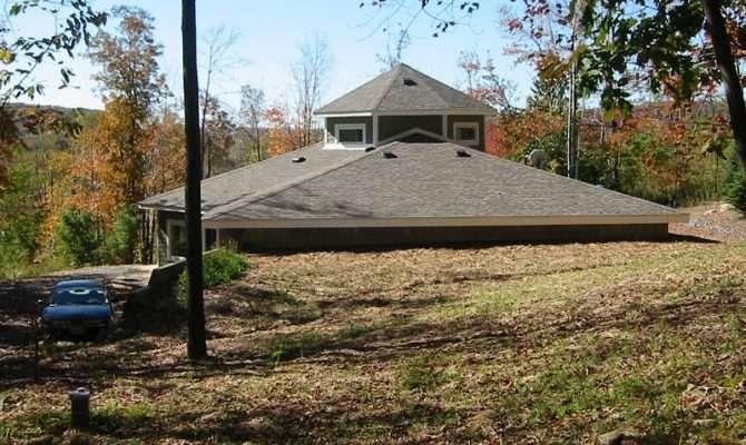 Bermed House Plans Design