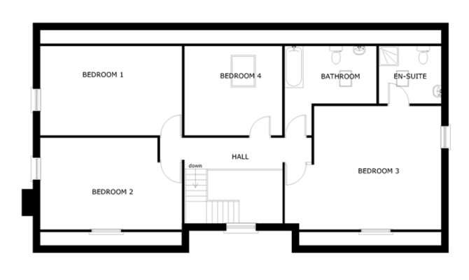 Berrington First Floor Dormer Bungalow Designs