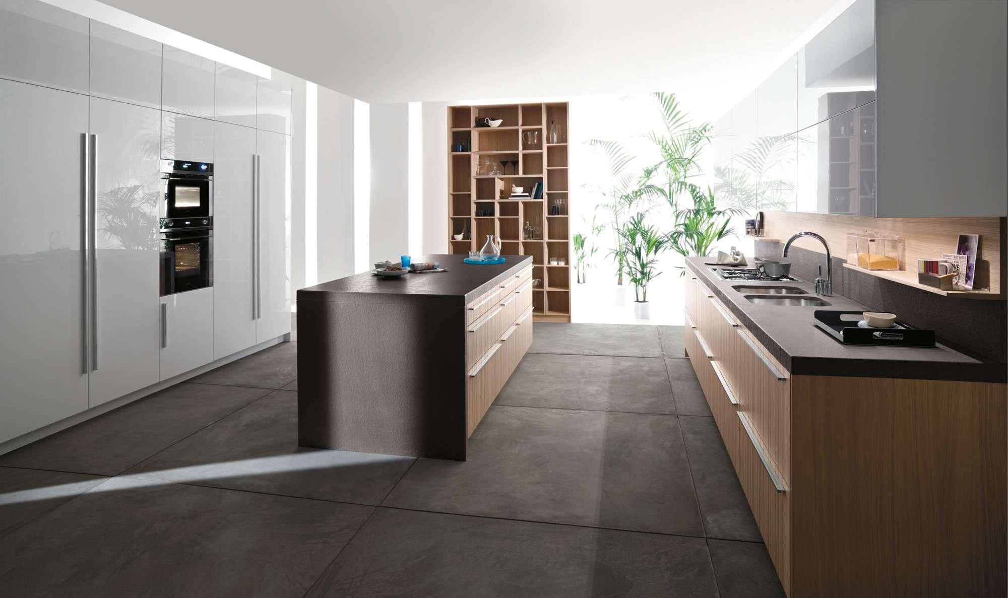 Besf Ideas Modern Kitchen Flooring Inspiring Design