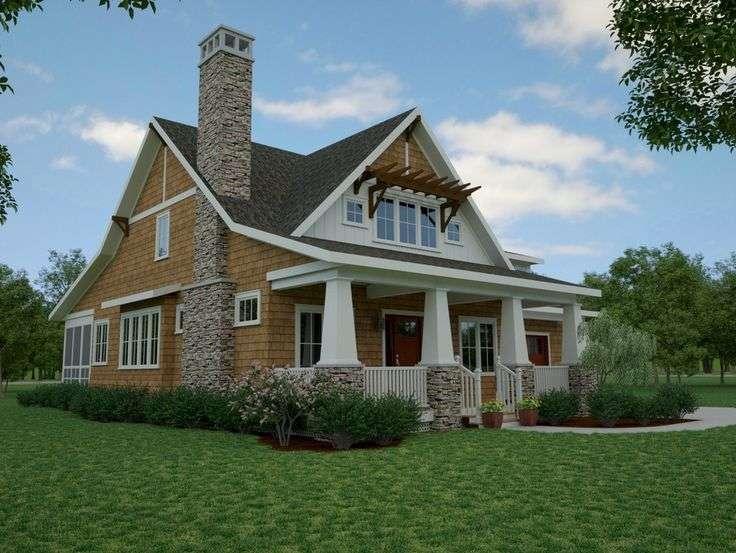 Best American Craftsman Style Homes