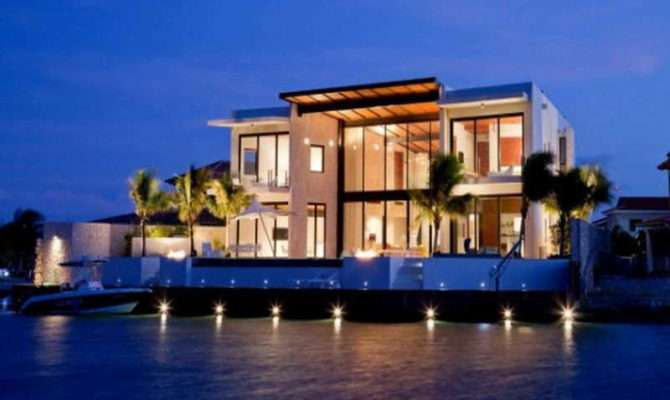Best Beach Houses Designs Real Relaxation World Inside