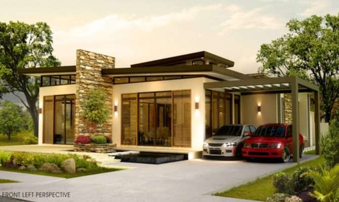 Best Bungalow Designs Modern House Philippines New