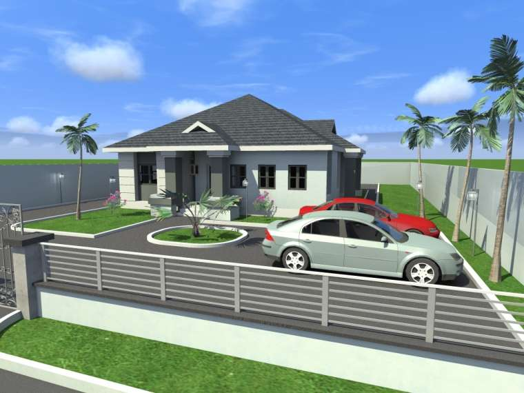 Best Bungalow Houses Lagos Nigeria Joy Studio Design