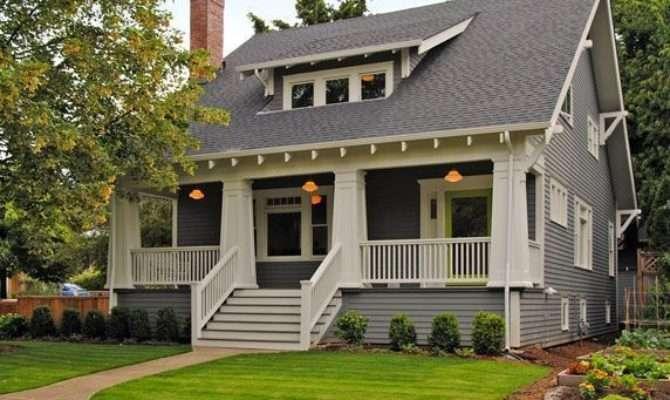 Best Bungalow Porch Ideas Pinterest