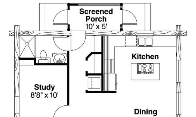 Best Cabin Floorplans Small Homes