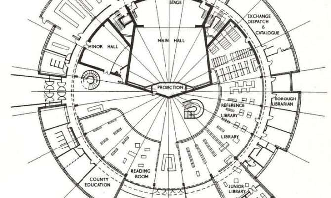 Best Circular Pinterest Architecture Drawing