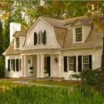 Best Colonial Style Homes Houses Design Ideas