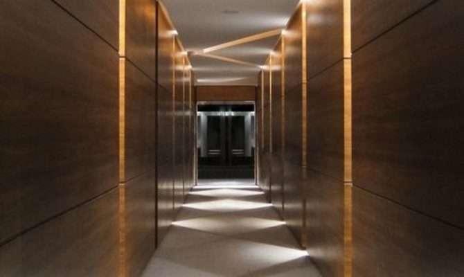 Best Corridor Lighting Ideas Pinterest