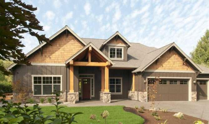 Best Craftsman House Plans Smalltowndjs