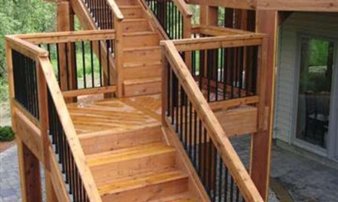 Best Exterior Stairs Ideas Pinterest Contemporary