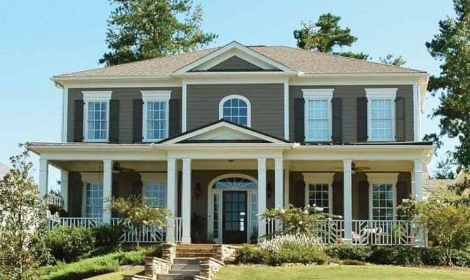 Best Federal Style House Ideas Pinterest