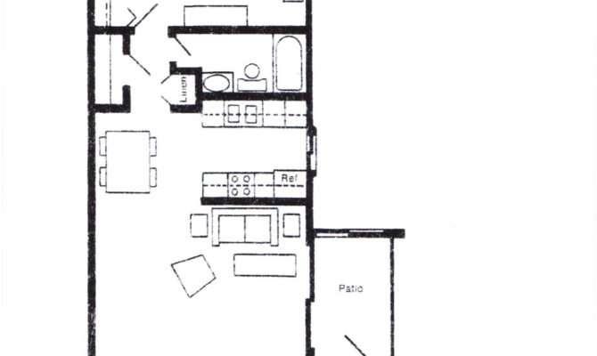 Best Floor Plans One Bedroom Small