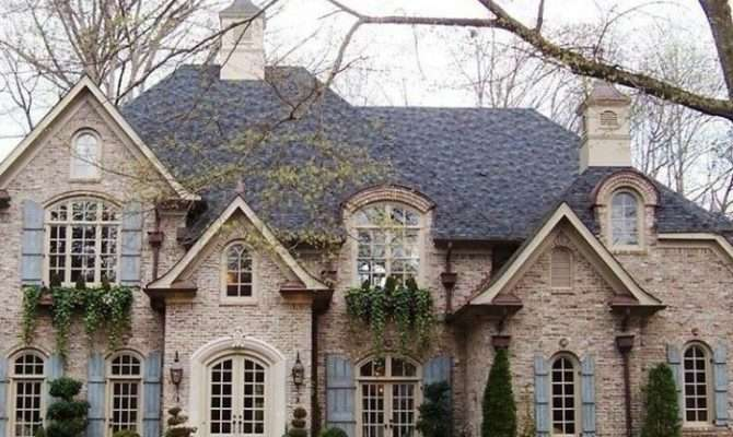 Best French Country Homes Ideas Pinterest