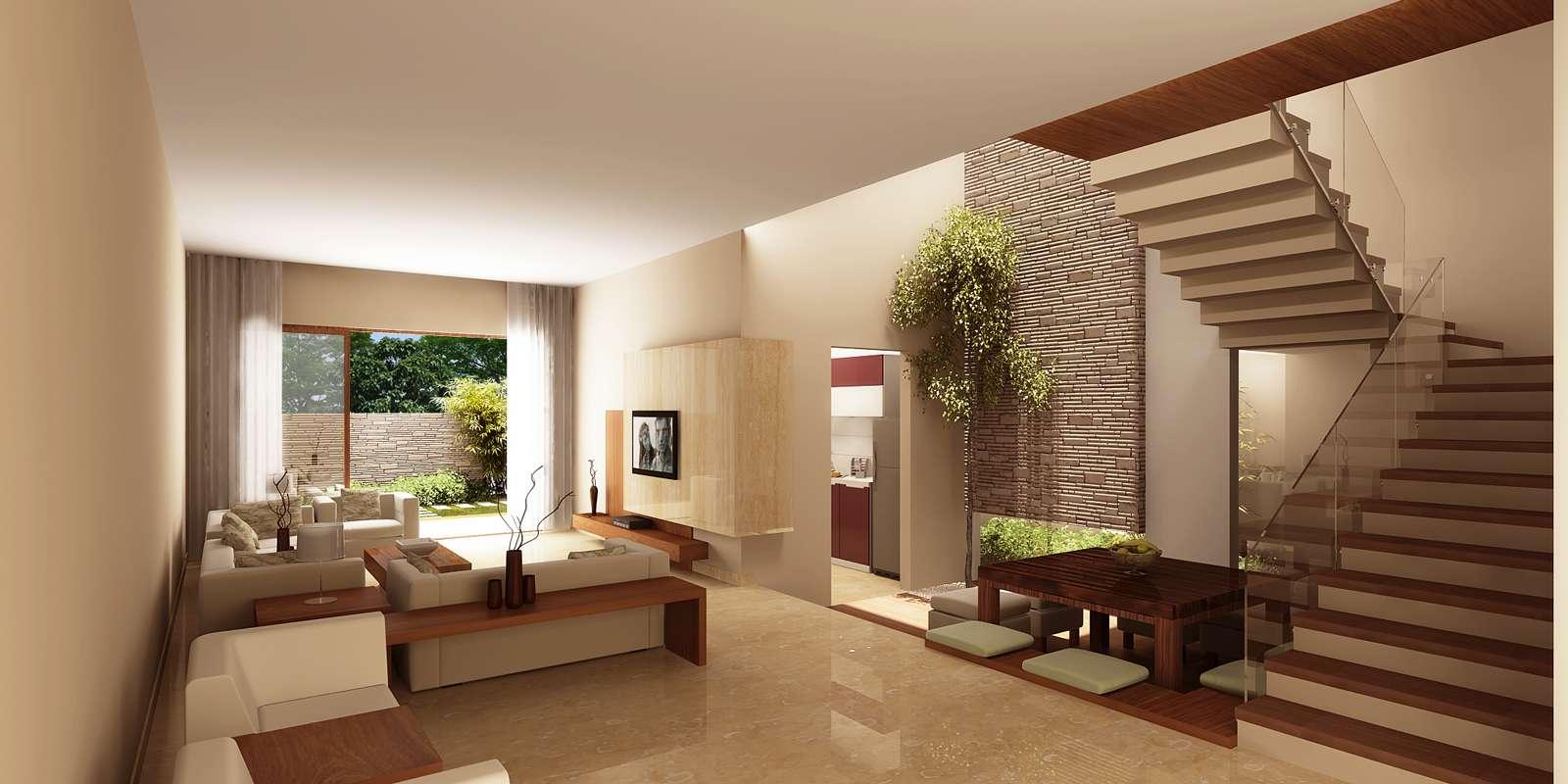 Best Home Interiors Kerala Style Idea House Designs