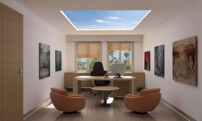 Best Home Office Design Ideas Small Spaces