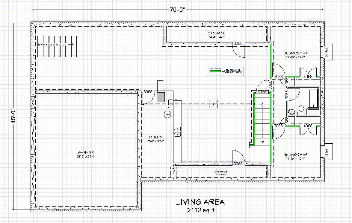 Best House Plans Basement Building