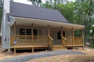 Best House Plans Wrap Around Porch Designs