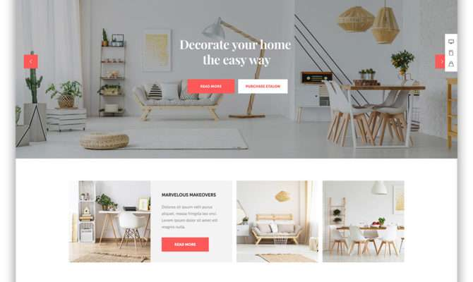 Best Interior Design WordPress Themes Colorlib