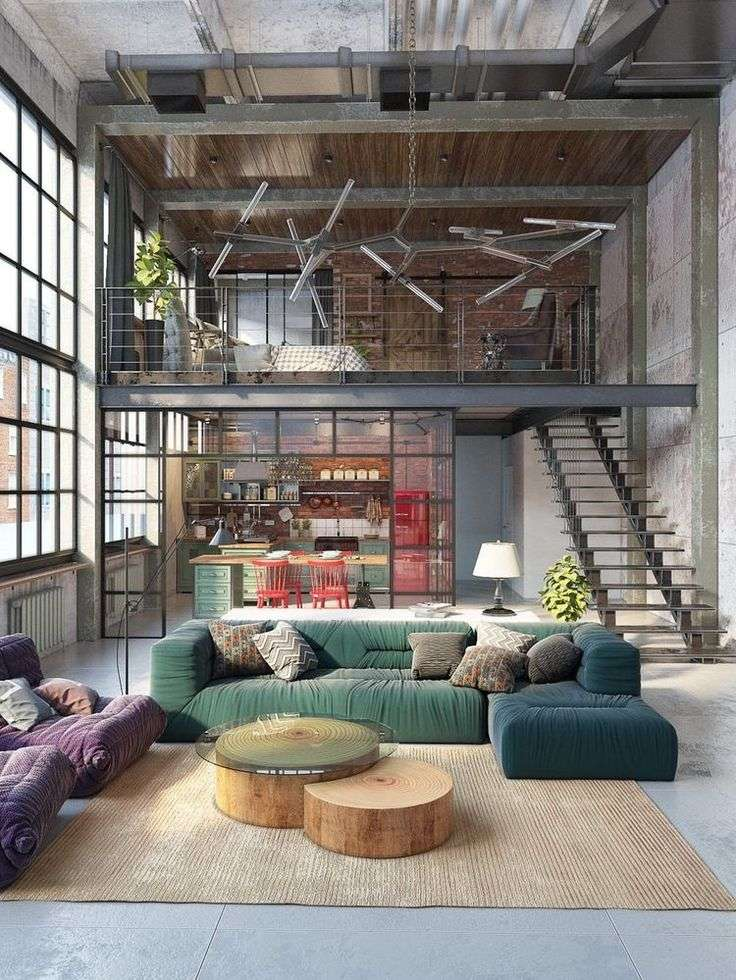 Best Loft House Ideas Pinterest Modern