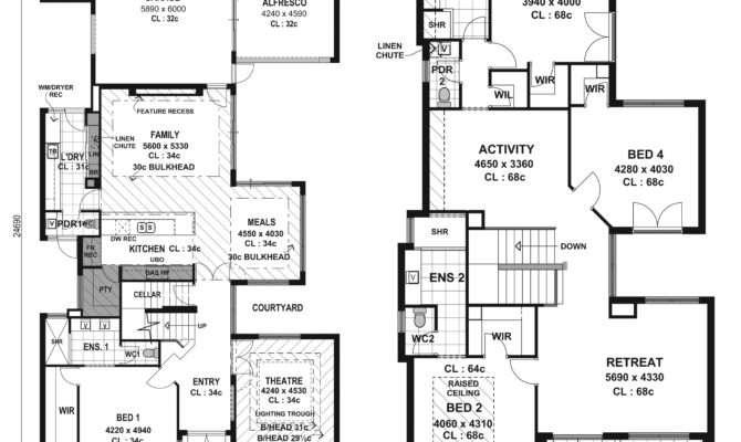 Best Modern Home Designs Floor Plans Collection