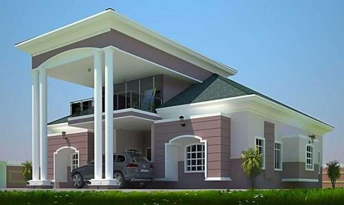 Best Modern House Plan Ghana Unbelievable Fatak Bedroom