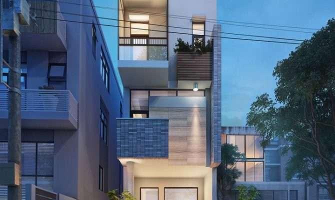 Best Modern Houses Elevations Pinterest