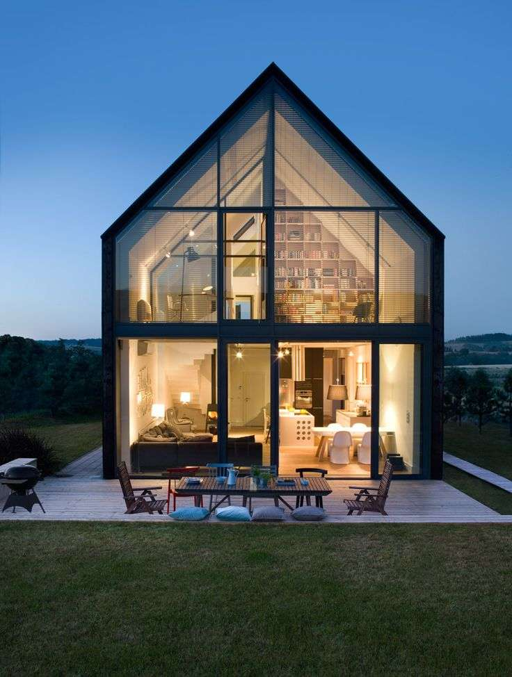 Best Modern Houses Ideas Pinterest Homes