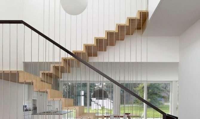 Best Modern Stairs Pinterest