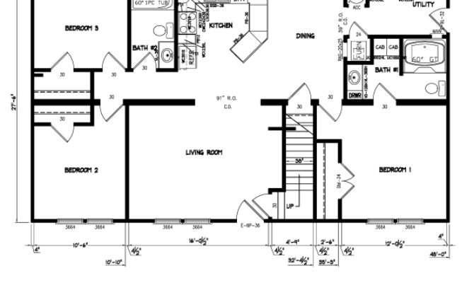 Best Modular Home Floor Plan Design Style