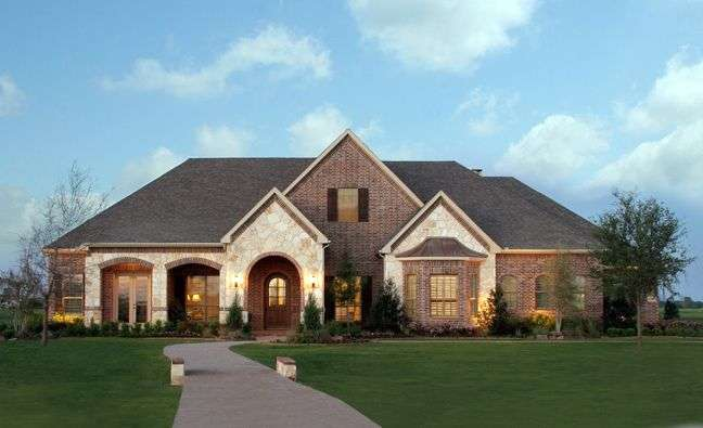 Best One Story Houses Ideas Pinterest House Plans