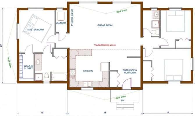 Best Open Concept Floor Plans Small Homes New