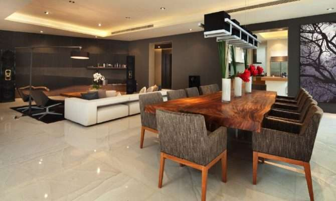 Best Open Plan Kitchen Living Room Design Ideas