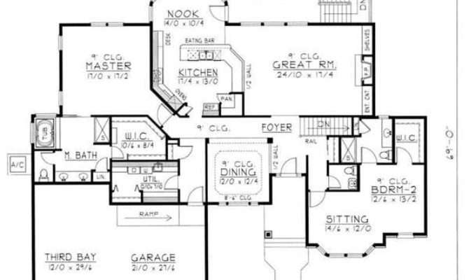 Best Ranch House Plans Inlaw Apartment New Home