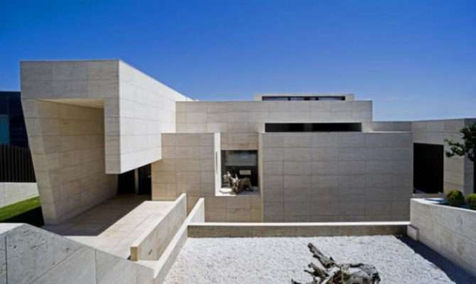 Best Residential Architecture Cubic Home Design