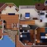 Best Simple Cool Sims Houses Ideas Building Plans