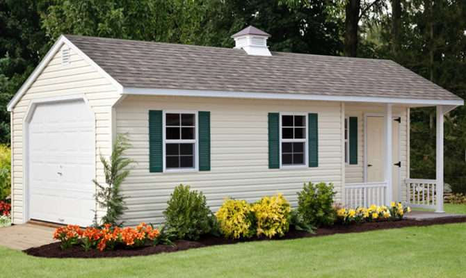 Best Simple Cottage Style Garages Ideas Building