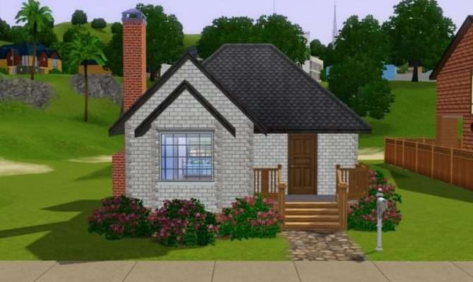 Best Sims Simple House Home Plans Blueprints