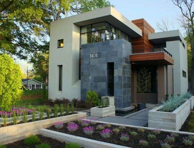 Best Small Modern Houses Ideas Pinterest