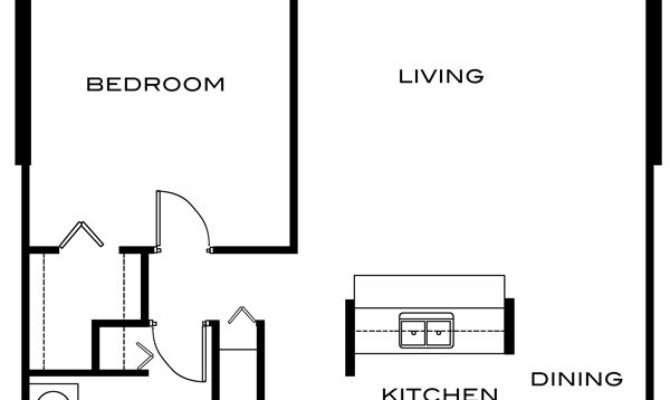Best Small Space Floor Plans Pinterest